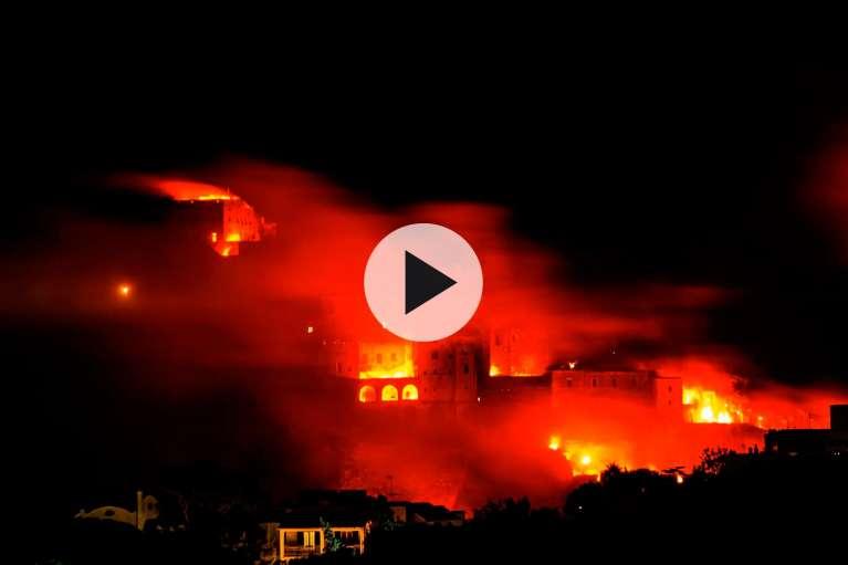 Video des Festes von Sant'Anna im Jahr 2010