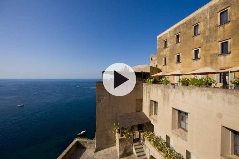 Video von Albergo il Monastero