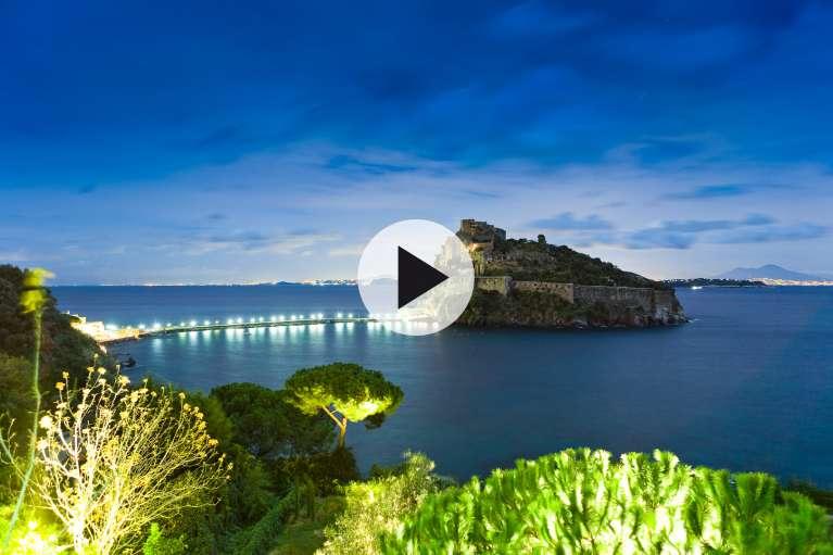 Aragoner Burg Video